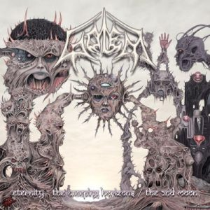 GOLEM (Ger) – 'Eternity-The Weeping Horizons/The 2nd Moon' 2-CD