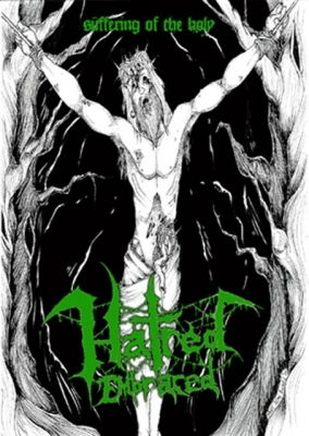 HATRED EMBRACED (USA) – 'Suffering Of The Holy' TAPE
