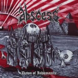 ABSCESS (USA) – 'Dawn Of Inhumanity' CD Digibook