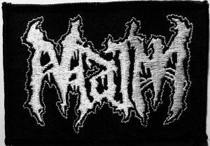MAIM - logo PATCH