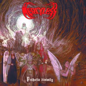 MERCYLESS (Fra) – 'Pathetic Divinity' CD