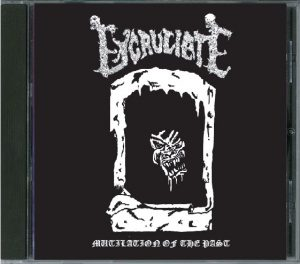 EXCRUCIATE / EPITAPH (Swe) – 'Hymns of Mortality / Disorientation' CD