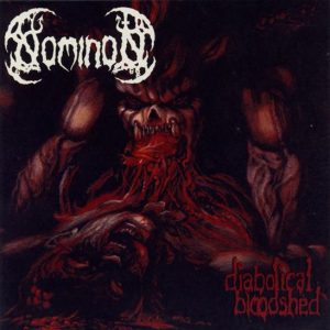 NOMINON (Swe) – 'Diabolical Bloodshed' CD
