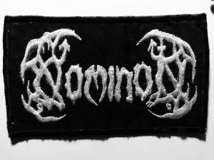 NOMINON - logo PATCH