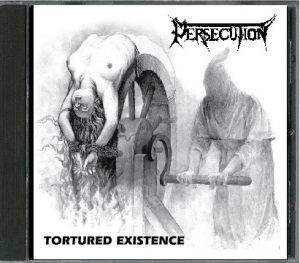 PERSECUTION (Aus) – 'Tortured Existence + bonus' CD
