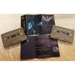 PRAECOGNITVM (Chi) – 'Inalienable Catharsis' TAPE