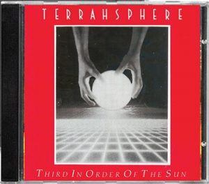 TERRAHSPHERE (USA) Third In Order Of The Sun / Externally Scarred CD
