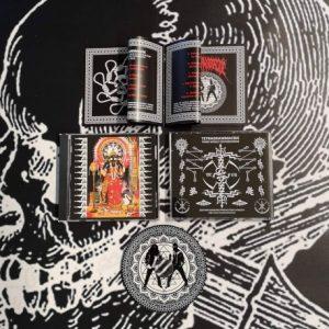 TETRAGRAMMACIDE (Ind) – 'Third World Esoterrorism' CD