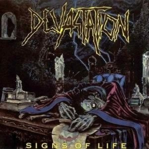DEVASTATION (USA) – 'Signs of Life' CD