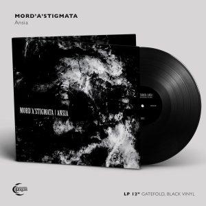 MORD'A'STIGMATA (Pol) – 'Ansia' LP Gatefold