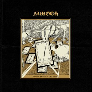 AUROCH (Can) – 'All the Names of the Night' CD