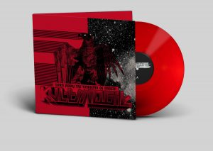 KULT MOGIŁ (Pol) – Torn Away the Remains of Dasein LP Gatefold (Red vinyl)