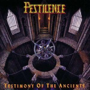 PESTILENCE (Nl) – 'Testimony of Ancients' LP