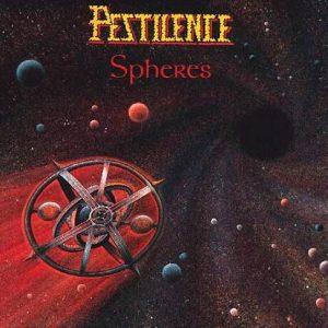 PESTILENCE (Nl) – 'Spheres' LP