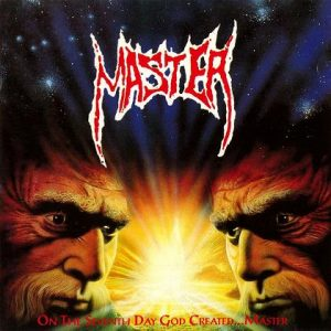 MASTER (USA) – 'On The Seventh Day…' LP