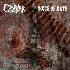 "CADAVER / VOICE OF HATE (Nor/It) – split 7""EP (White vinyl)"