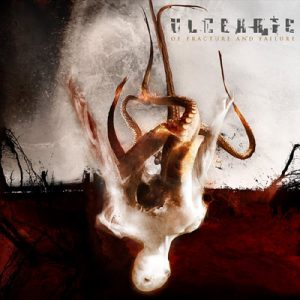 ULCERATE (NZ) – 'Of Fracture and Failure' CD Slipcase