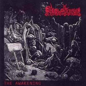 MERCILESS (Swe) – 'The Awakening' PicLP