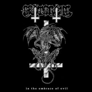 GROTESQUE (Swe) – 'In the Embrace of Evil' LP Gatefold