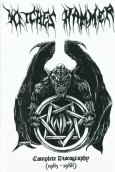 WITCHES HAMMER (Can) – 'Complete Discography '1985-1988' TAPE
