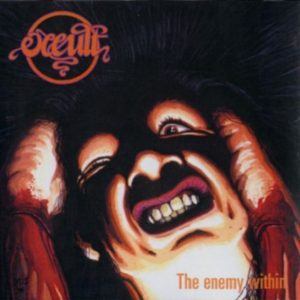 OCCULT (Nl) – 'The Enemy Within' LP