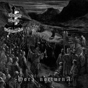 DARKENED NOCTURN SLAUGHTERCULT (Ger) – 'Hora Nocturna' LP Gatefold