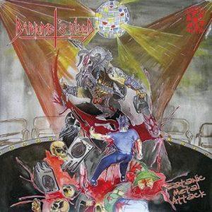 BAPHOMET'S BLOOD (It) – 'Satanic Metal Attack' LP
