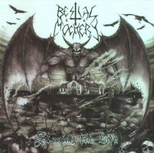 BESTIAL MOCKERY (Swe) – 'Slaying The Life' LP (Purple/Black splatter)