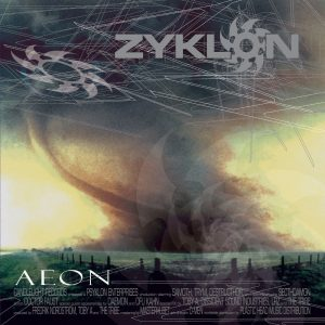 ZYKLON (Nor) – 'Aeon' CD Slipcase