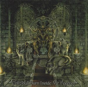 MURDER RAPE (Bra) – 'Evil Shall Burn Inside Me Forever' CD