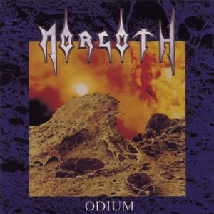 MORGOTH (Ger) – 'Odium' CD