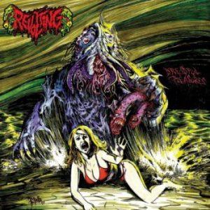 REVOLTING (Swe) – 'Dreadful Pleasures' CD
