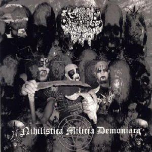 SATANIC PROPHETS (Bra) – 'Nihilistica Milica Demoniaca'7'EP