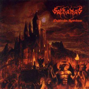 SATHANAS (USA) – 'Nightrealm Apocalypse' LP