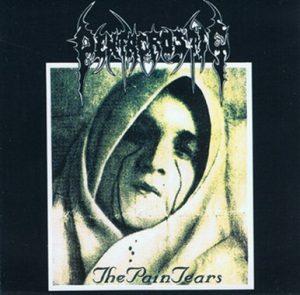 PENTACROSTIC (Bra) - The Pain Tears + Demos D-LP Gatefold