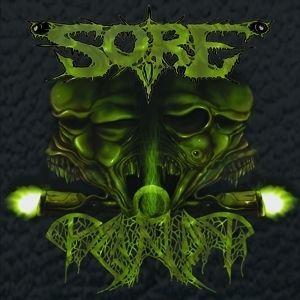 PAGANIZER / SORE (Swe/Ger) - Split 7'EP Gatefold