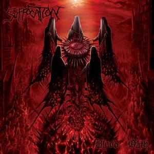 SUFFOCATION (USA) – 'Blood Oath' LP Gatefold