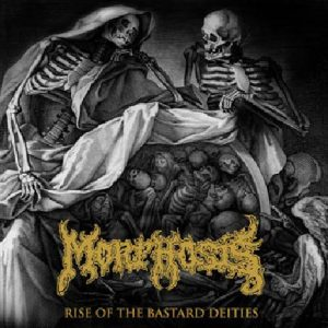 MORPHOSIS (Ir) – 'Rise Of The Bastard Deities' CD