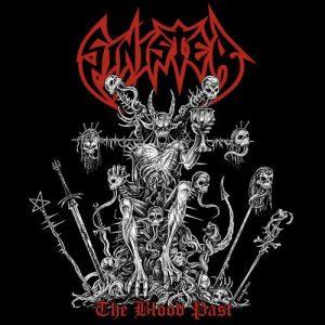 SINISTER (Hol) – 'The Blood Past' D-LP Gatefold