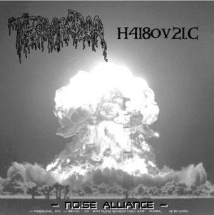 """TERRORAZOR / H418OV21.C – Split 7""""EP"""