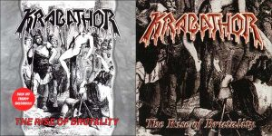 KRABATHOR (Cz) – 'The Rise of Brutality' MCD