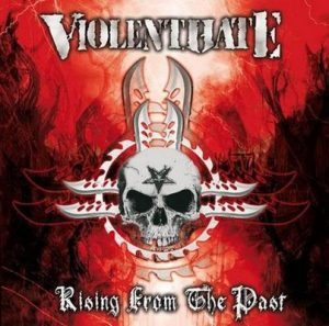 VIOLENT HATE (Bra) – 'Rising From The Past' CD