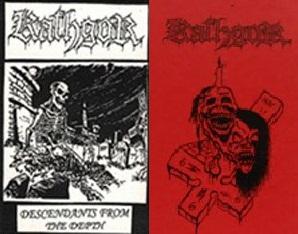 KATHGOR (Mal) – 'Descendants From The Depth' Demo 2009