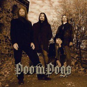 DOOMDOGS (Swe) – 's/t' LP Gatefold (Clear vinyl)