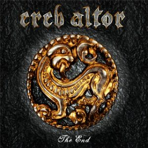 EREB ALTOR (Swe) – 'The End' LP