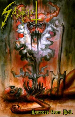 SADOKIST (Fin) – 'Horrors from Hell' TAPE
