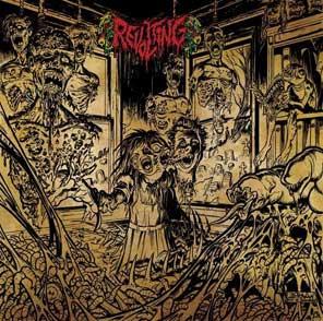 REVOLTING (Swe) – 'The Terror Threshold' CD