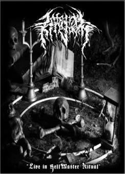 INFERNAL KINGDOM (Por) – 'Live in Hellmaster Ritual' TAPE