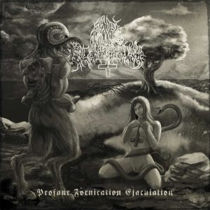 ANAL BLASPHEMY (Fin) – 'Profane Fornication Ejaculation' LP Gatefold
