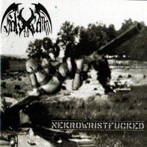 HAK-ED DAMM (Can) – 'Nekrowristfucked' CD